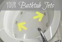 cleaning jetted tubs