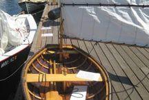 Skin on Frame boats