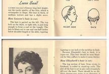 hair vintage