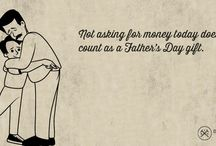 DSC | Father's Day / Dollar Shave Club is pro-Dad. In fact, we're so pro-Dad that we think Dad deserves a gift membership in the Club for Father's Day.