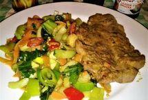 recepty z mäsa