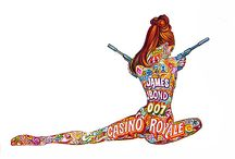 Bond (spoof) : Casino Royale / by mathieu auclair