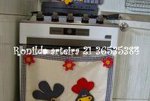 Paños de cocina