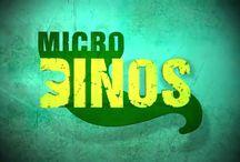 Micro Dinos / Conhece nosso Novo Brinquedo!! Micro Dinos é um jogo de combate estratégico online de dinossauros para crianças e adultos!  Escolhe o teu Dino favorito e compete com os teus amigos pelo título de melhor treinador!  Os Dinossauros ganham vida com o primeiro videojogo da Science4you, em todo o mundo, com tecnologia NFC, disponível para tablets e smartphones!!