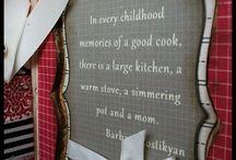 Nanny's cook book