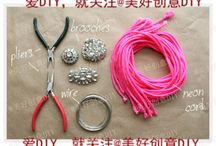 Craft: Jewelry Ideas/Takı Tasarım