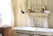 Bathrooms / by Amanda Hildebrand-Chadwell