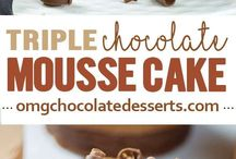 Desserts / Mousse