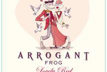 Arrogant Frog