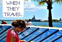 Family travel / Tips for families on where to the best places to travel and how to plan for a successful vacation