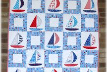 Nautical Quilt Ideas