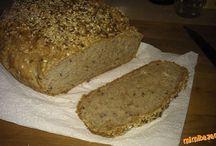 chlieb a pečivo