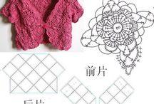 Crochet indumentaria