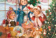 дети новый год  new year children