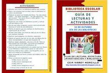 Guías de lectura / Guías de lecturas para niños y jóvenes.