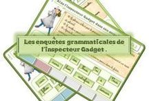 École - français - grammaire