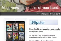 Promotional templates for EBSCO customers / Looking to promote Flipster, Rosetta Stone, Learning Express, EBSCO Ebooks, or EBSCO Audiobooks? LibraryAware includes lots of ready-to-go templates to save you time. All of these can be fully customized with your library's logo and branding.