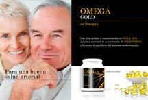 Lo ultimo de lo ultimo / Lo ultimo de lo ultimo¡¡ Omega goldOmega 3Envase con 110 perlas Precio habitual 19 Euros Precio promocional; 1 und 11 Euros 2 Und 18 Euros