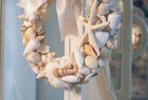 Seaside wreath
