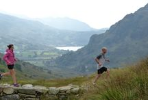 Hill Race & trail Marathon events in the UK