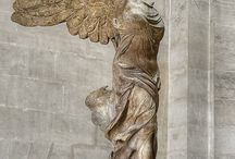 Historical Sculpture / Famous sculptures from artists throughout history.