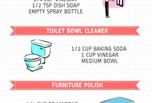 Cleaning tips&tricks