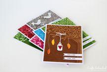 SU - Mass produce cards (one versatile emboss folder
