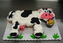 Bday cake ideas  / by Pat Kandel-Simpson