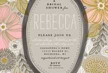 Invitation Inspiration / by PrintsPal