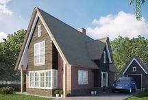 Buitenhuis VIllabouw / Villabouw met vernieuwende en inspirerende ontwerpen voor een betaalbare prijs. Bekijk de website www.buitenhuisvillabouw.nl