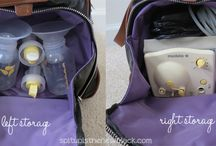 Breast Pump Bags