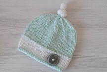 Baby knits / Sadie