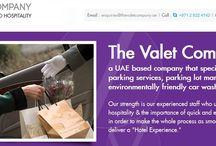 First-Class Valet parking management Abu Dhabi