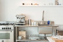 Kitchen - stainless series