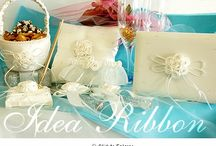 Wedding Ensemable Bearing Pillow