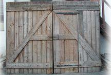 Holztor.... Wooden Gate...