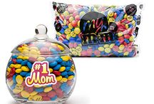 For the Sweetest Mom / Mother's Day is about celebrating the sweetest woman in your life: your mother. Surprise her with a personalized MY M&M'S gift this Mother's Day. / by MY M&M'S