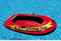 Bateaux gonflables piscine & mer / Des bateaux gonflables originaux pour la piscine ou la mer à découvrir sur www.raviday-piscine.com.