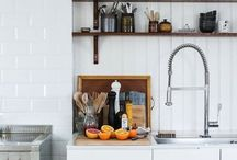 Kitchens Great & Small / by Meredith Childress