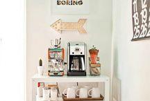 Mesa de cafe / Manualidades