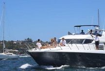 Sydney Boat Hire / Luxury Charters boats Sydney Harbour