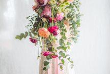 My works / flowers and weddings