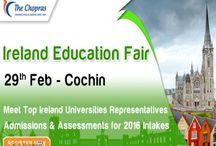 Ireland Education Fair - The Chopras