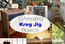 kreg projects tools