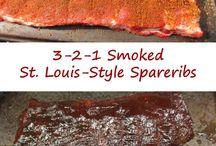 Røget kød
