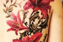 Tattoo / Deal with an allergy to my wedding ring, visualise strength and capture my soul with ink