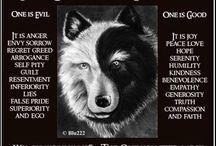 Wolf stuff