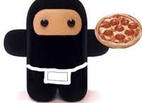 Ninja Food / My food / by Un ninja Dans Paris