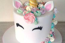 torta unicorno