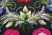 Embroidery / Brazilian Embroidery / by CR313